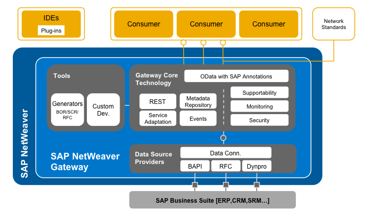 Lithium Labs Enterprise App Developers What SAP Netweaver